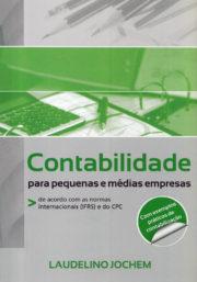 Livro Contabilidade para pequena e médias empresas