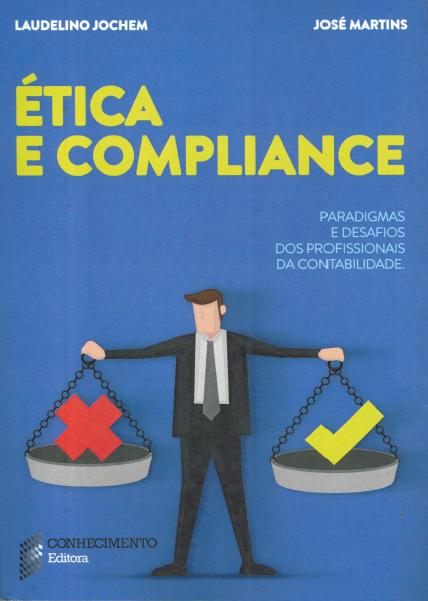 Capa Livro Ética e Compliance
